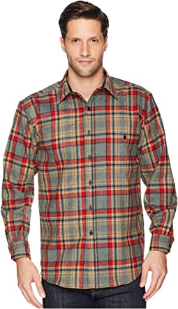 Pendleton L/S Trail Shirt w/ Elbow Patch
