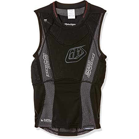 Troy Lee Designs Shock Doctor Youth UPV3900 Hot Weather Base Protective Vest (X-Large)