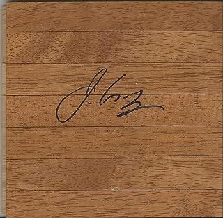 Joey Graham Signed Floorboard Oklahoma State Raptors - Autographed NBA Floor Boards