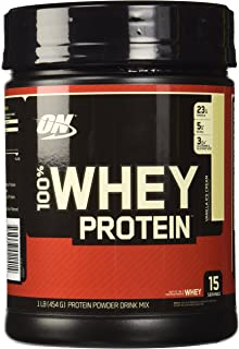 Optimum Nutrition Gold Standard 100% Whey 1 lbs 1