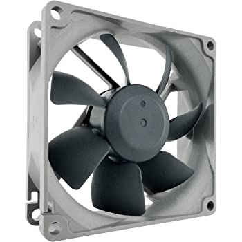 Noctua NF-R8 redux-1800 PWM, High Performance Cooling Fan, 4-Pin, 1800 RPM (80mm, Grey)