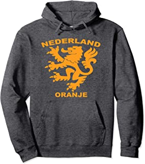 Holland Netherlands Football Soccer Jersey Hoodie