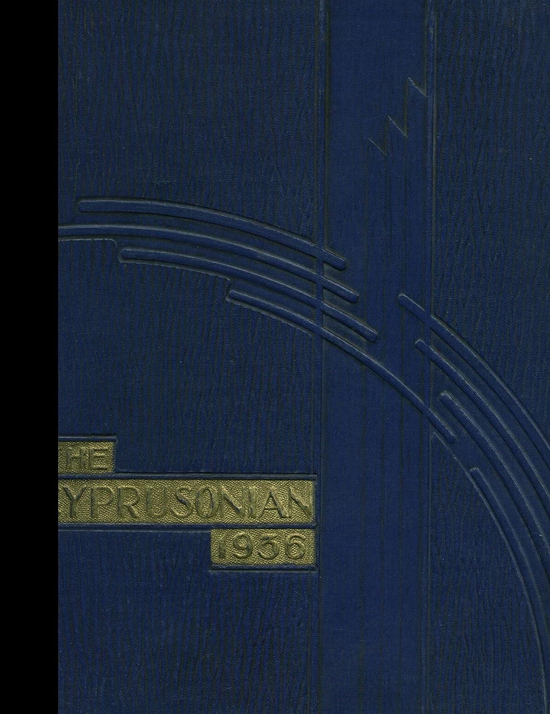 (Reprint) 1936 Yearbook: Cyprus High School, Magna, Utah