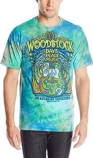 Liquid Blue Men's Woodstock Music Festival T-Shirt
