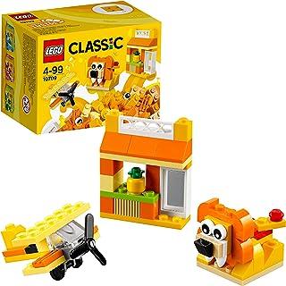 レゴ(LEGO)クラシック アイデアパーツ<オレンジ> 10709