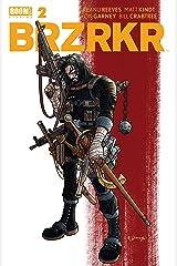 BRZRKR #2 Kindle Edition