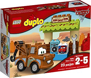 LEGO Duplo Mater's Shed 10856
