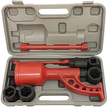Detachable Wrench Portable Carrying Home Garden Molyveva Universal Lug Wrench Labor-Saving