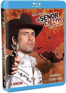 El Senor De Los Cielos Primera Temporada, Segunda Parte (Blu Ray) (Season 1, Part 2) (Spanish Only / No English Options)