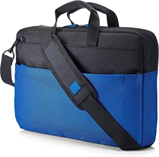 HP 15.6 Duotone BriefCase, Blue, Y4T19AA#ABB
