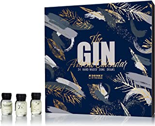 Drinks By The Dram - The Gin Advent Calendar (2019 Edition)