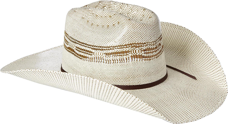 Twister Men's 2-Tone Tan Popular Hat Bangora Maverick Quality inspection Cowboy