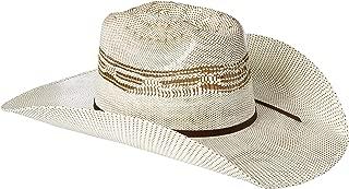 Men's 2-Tone Brown Bangora Maverick Cowboy Hat