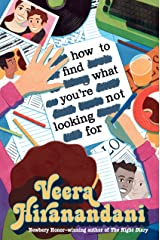 How to Find What You're Not Looking For Hardcover