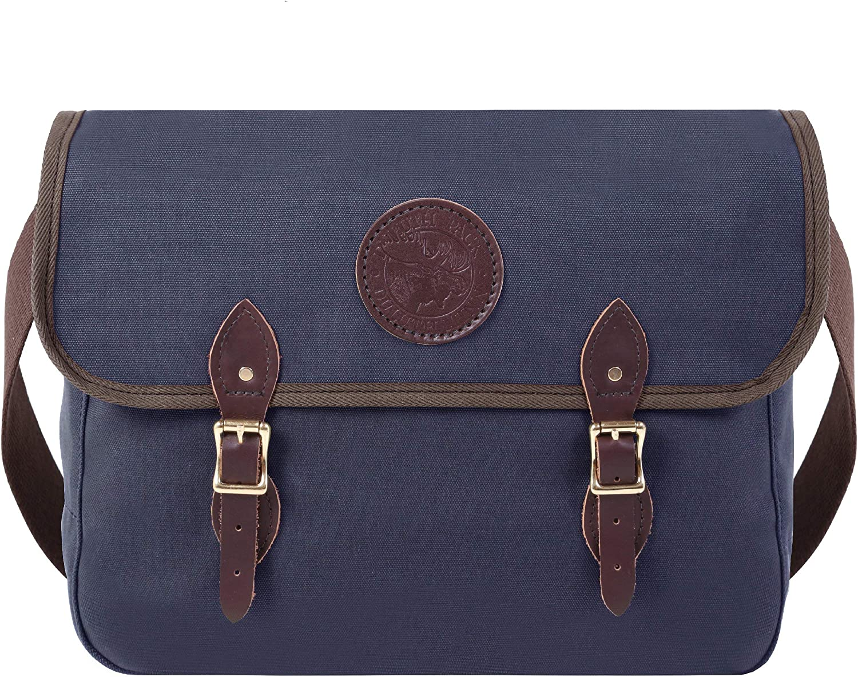 Duluth Department store Pack Standard Book Bag Navy Soldering
