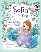Sofia the First: The Enchanted Feast: Purchase Includes a Digital Song! (Disney Storybook (eBook))