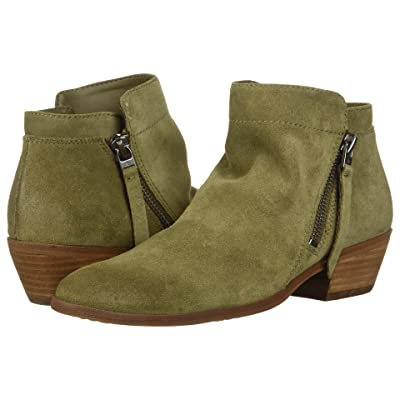 Sam Edelman Packer (Moss Green Velutto Suede Leather) Women