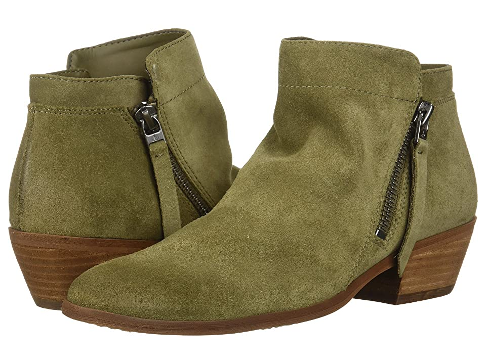 Sam Edelman Packer (Moss Green Velutto Suede Leather) Women