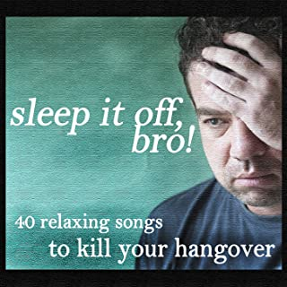 Sleep It Off, Bro! - 40 Relaxing Songs to Kill Your Hangover