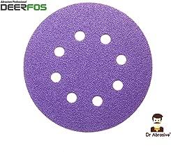 90 mm ponçage disque céramique pads pour Festool Rotex Crochet /& Boucle Haute Qualité Pads