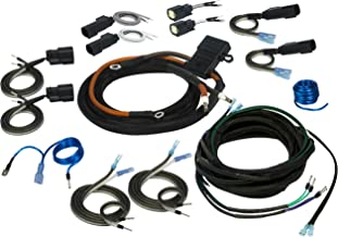 2-/4-Channel Universal Amp Wiring Kit for 1998 and Up Harley-Davidson Touring Motorcycles