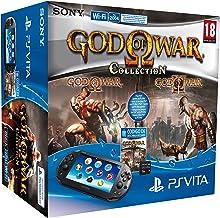 PlayStation Vita - Consola + GOW Collection + Tarjeta De Memoria, 8 GB