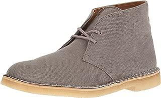 canvas desert boot