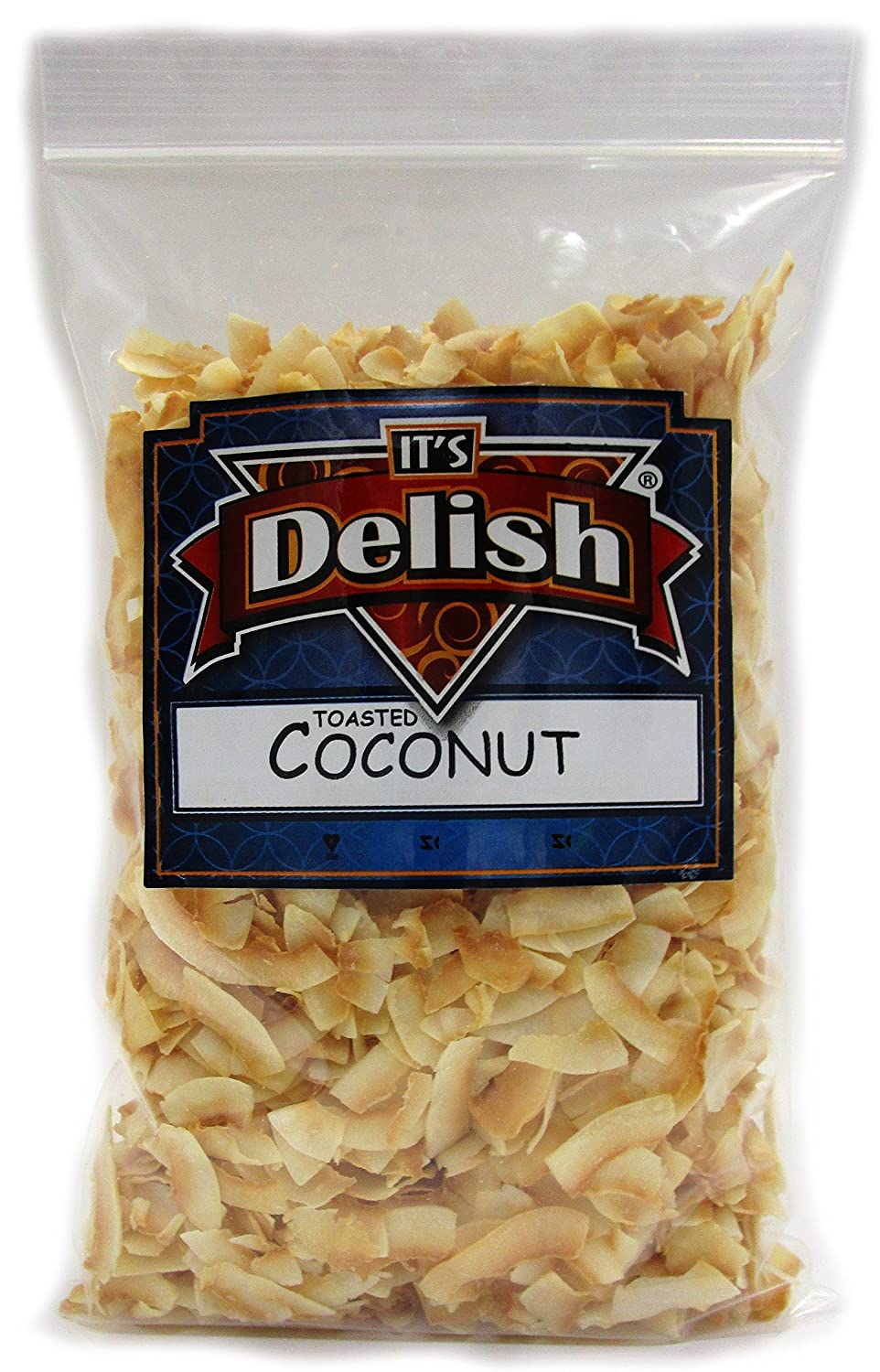 Gourmet Toasted Unsweetened Coconut Chips by Its 10 Boston Mall – Indefinitely LBS Delish