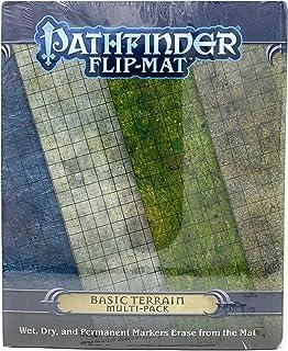 Pathfinder Flip Mat Basic Terrain Multi Pack