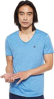 Tom Tailor Men's Structured T-Shirt