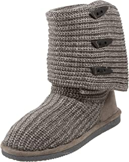 Women's Knit Tall Winter Boot