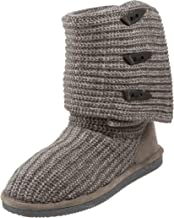 womens knit boots