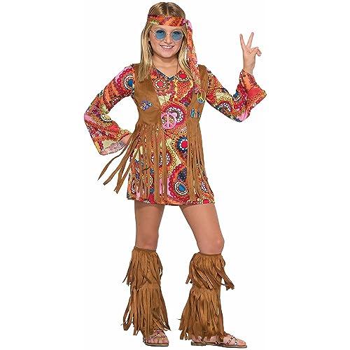 1c44011eb3 Forum Novelties Kids Peace Lovin Hippie Costume