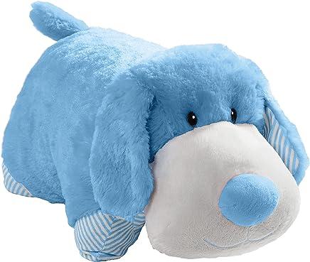 Pillow Pets My First Blue Puppy Stuffed Animal - 18 Plush Toy