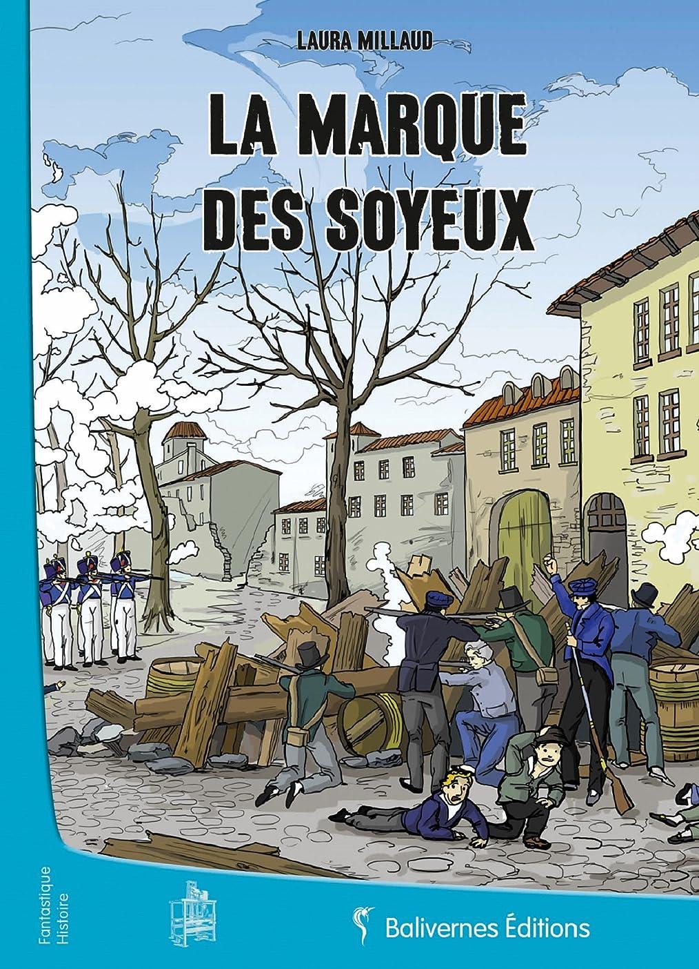 La Marque des Soyeux: Roman d'aventures jeunesse (CARABISTOUILLES) (French Edition)