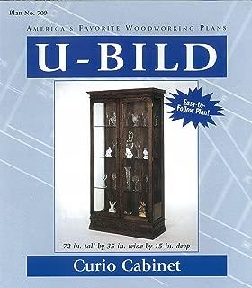 Best curio cabinet plans Reviews