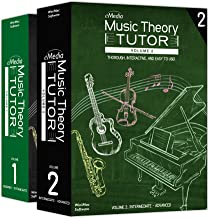 eMedia Music Theory Tutor Complete (Vol 1 & Vol 2)