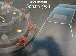 hyundai sonata brochure