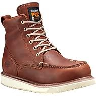 """Men's Wedge Sole 6"""" Boot"""
