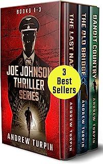 The Joe Johnson Thriller Series: Books 1-3: (The Joe Johnson Thriller Series Boxset 1)