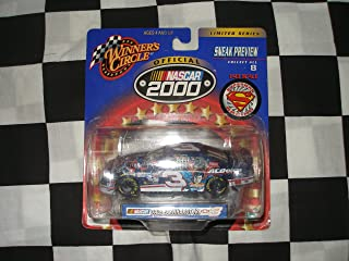 2000 Winner's Circle Dale Earnhardt Jr Superman 1/43 Diecast