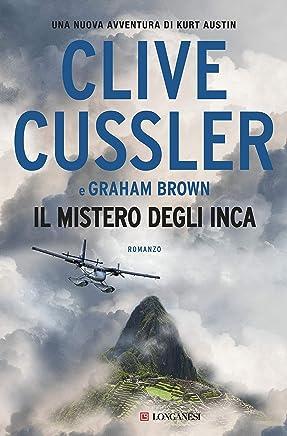 Il mistero degli Inca: NUMA files - Le avventure di Kurt Austin e Joe Zavala