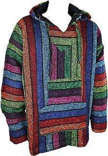 Siesta - Sudadera con capucha estilo mexicano, dise&