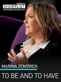 Marina Zenovich: Etre Et Avoir