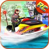 エクストリームRCジェッツキーシミュレーターアドベンチャー3D:ジェットスキーを運転するシムリモートXtremeレーシングシミュレーションゲーム子供2018無料