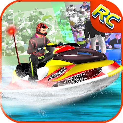 Extreme RC Jetski Simulator Adventure 3D: Jet Ski Driving Sim Juegos de simulación de carreras de Xtreme Racing gratis para niños 2018