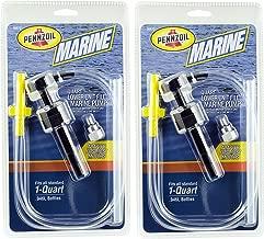 Pennzoil 2 Pack 36672 Marine Lower Unit Fill Pump (Quart)