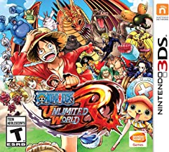 One Piece: Unlimited World Red - Nintendo 3DS Standard Edition (Renewed)