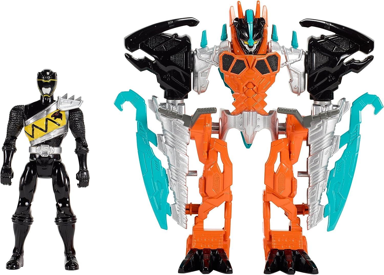 Power Rangers Dino Charge  Deluxe Mega Dino Zord Armor Ranger