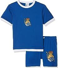 Real Sociedad Pijrso Pijama Corta, Bebé-Niños